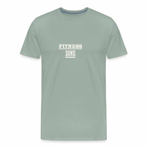 fitness zone - Men's Premium T-Shirt