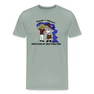 Masters of Destruction - Men's Premium T-Shirt