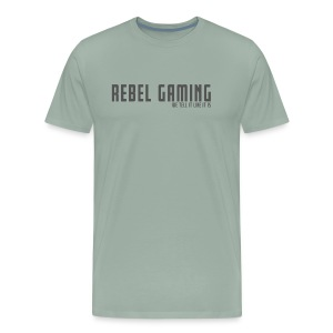 Rebel Gaming We Tell It Like It Is - Men's Premium T-Shirt