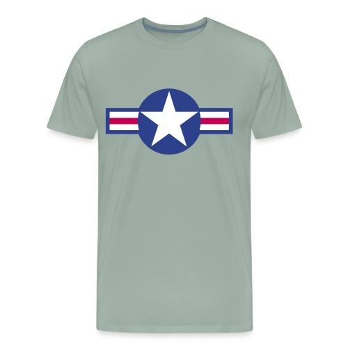 Star and Stripe - Men's Premium T-Shirt