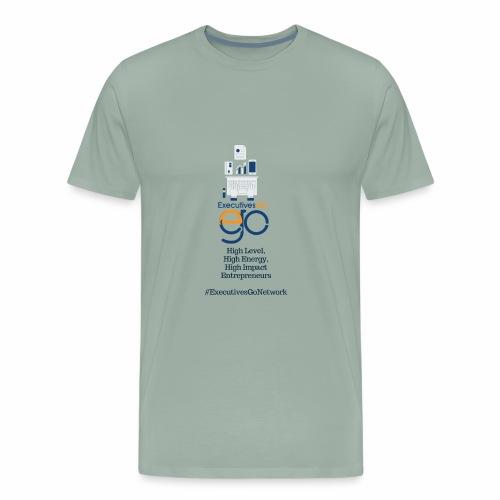 ExecutivesGo Show Your Entrepreneur Spirit! - Men's Premium T-Shirt
