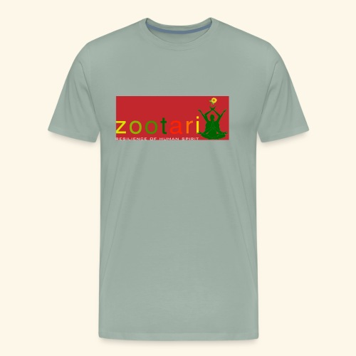 zootari brand - Men's Premium T-Shirt