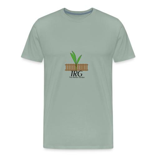 The Railfan Garden - Men's Premium T-Shirt