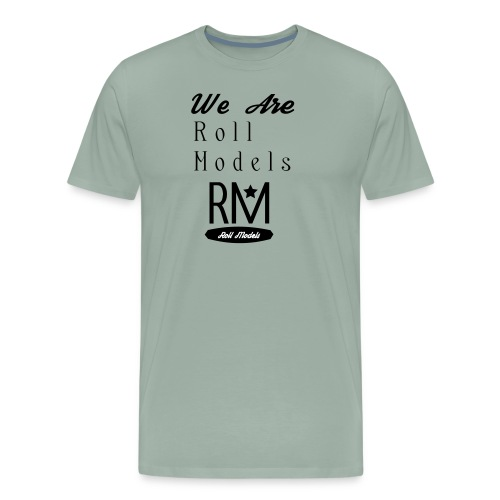 We are Roll Models - Men's Premium T-Shirt