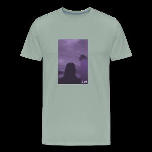 PURPLE PROMISE - Men's Premium T-Shirt