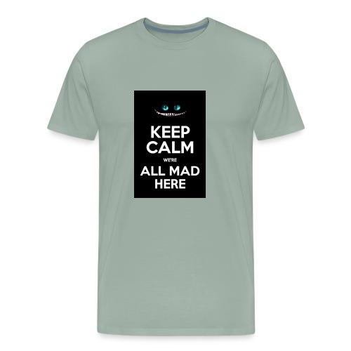 Words on shirt - Men's Premium T-Shirt