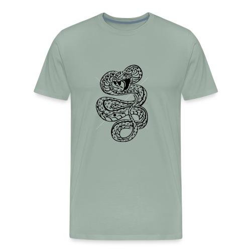 Snake Squad Merch - Men's Premium T-Shirt