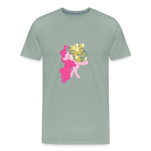 Beer and Pony - Men's Premium T-Shirt