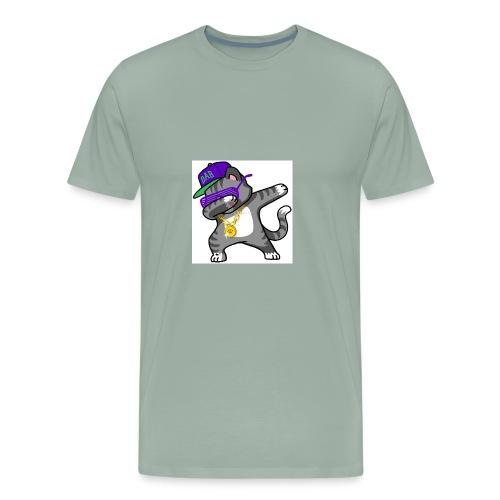dabbingcatterang - Men's Premium T-Shirt