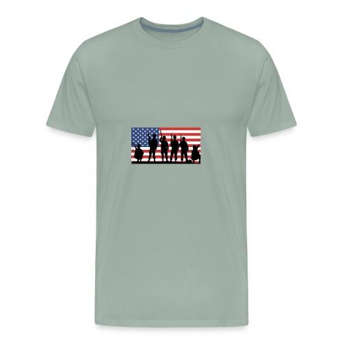 C6C93A63 545E 40FE BFB5 42370B6D303B - Men's Premium T-Shirt