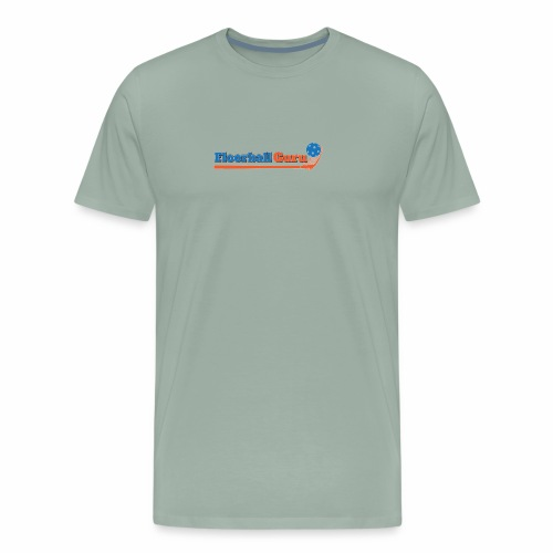 Floorball Guru - Men's Premium T-Shirt