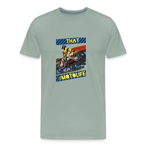 That Motolife - Men's Premium T-Shirt