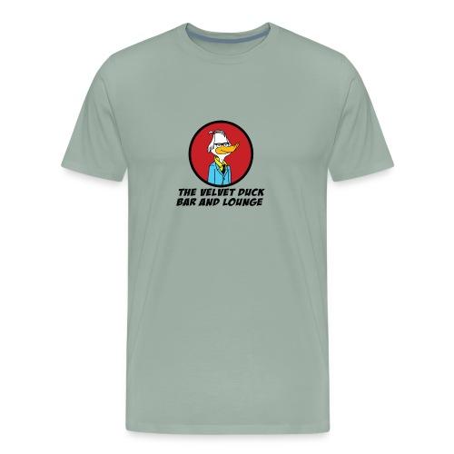Velvet Duck - Men's Premium T-Shirt