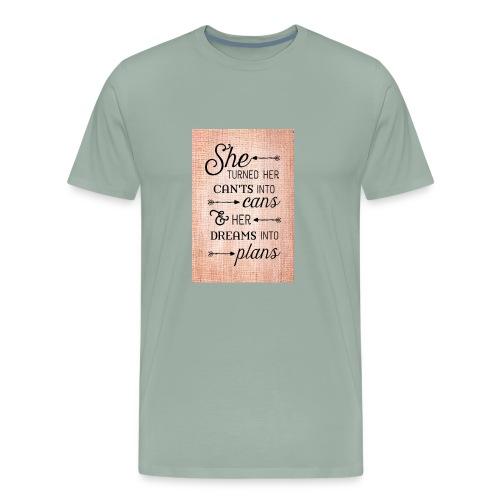 GRAD SHIRT - Men's Premium T-Shirt