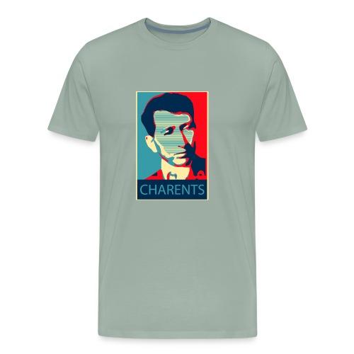 Eghishe Charenc - Men's Premium T-Shirt