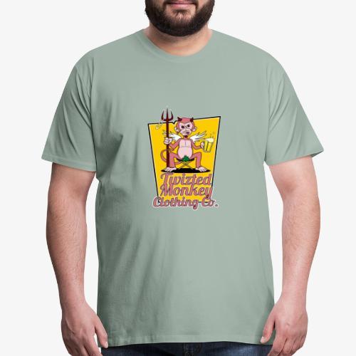 Twizted Monkey Clothing Co. - Men's Premium T-Shirt