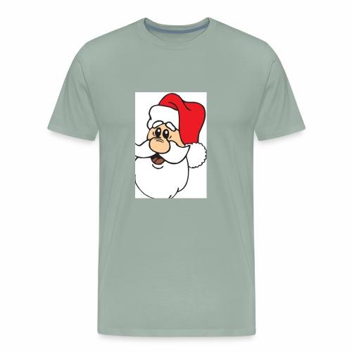 Santa merchendise - Men's Premium T-Shirt