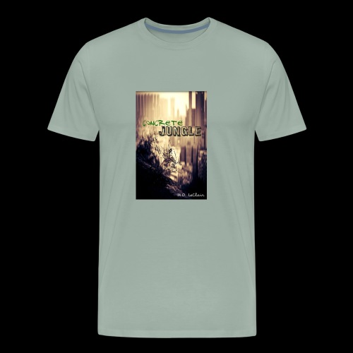 Concrete Jungle - Men's Premium T-Shirt