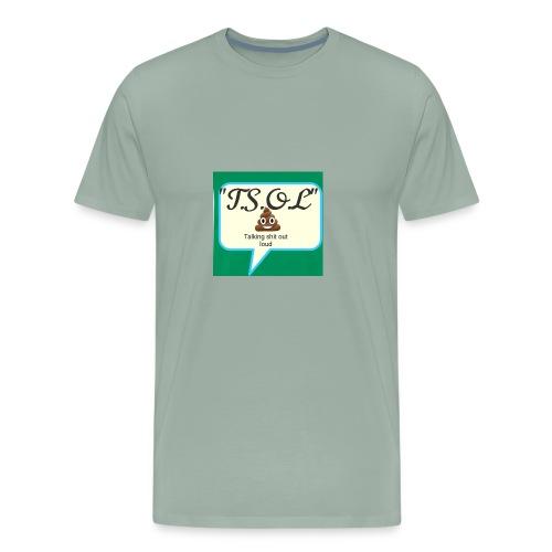 T.S.O.L - Men's Premium T-Shirt