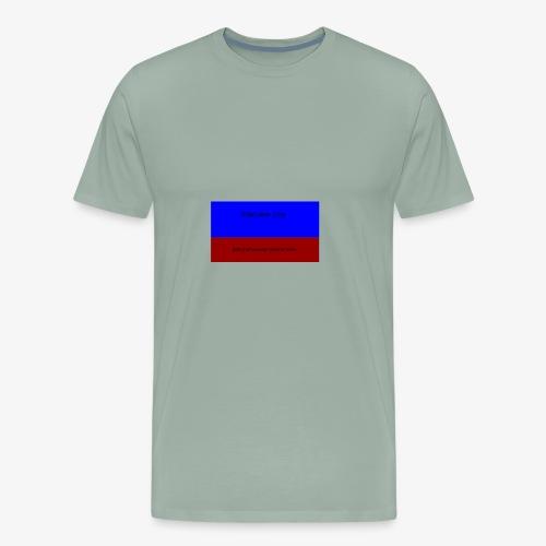 interview live 2 - Men's Premium T-Shirt