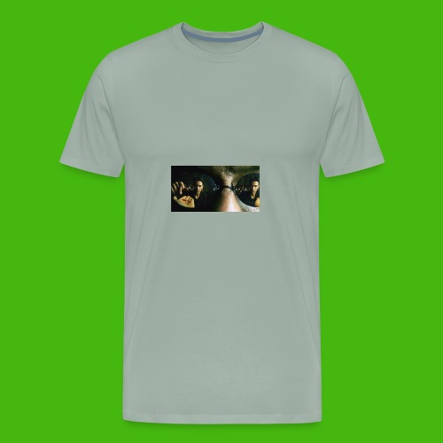 red or blue pill - Men's Premium T-Shirt