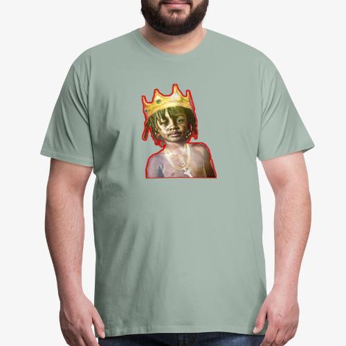 Lowkey kemp Kasey - Men's Premium T-Shirt