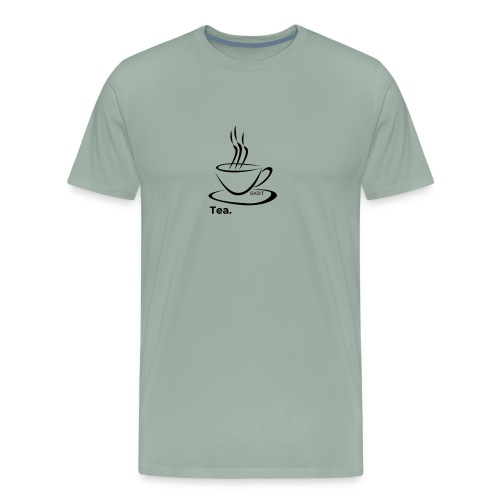 Tea. - Men's Premium T-Shirt