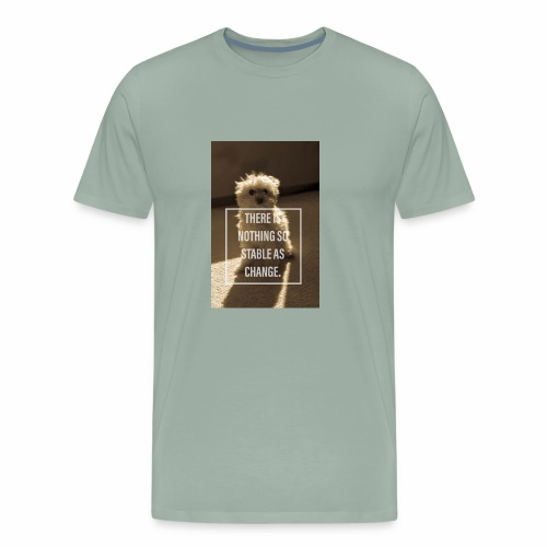 gizmos words of wisdom - Men's Premium T-Shirt