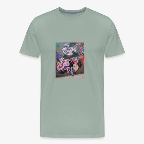 Graffiti park project - Men's Premium T-Shirt