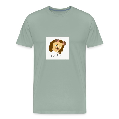 Lilian - Men's Premium T-Shirt