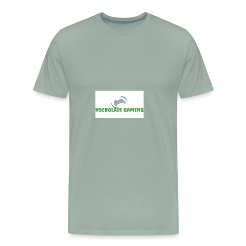 My new gaming logo - Men's Premium T-Shirt