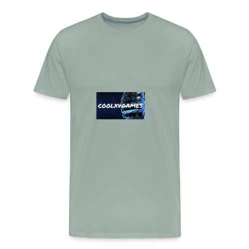 coolxvgames21 - Men's Premium T-Shirt