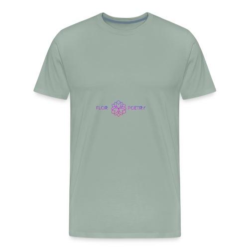 flor - Men's Premium T-Shirt