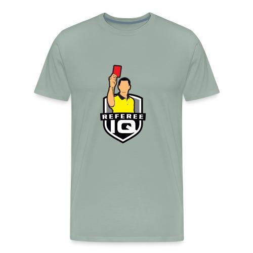 RefereeIQ Official Logo - Men's Premium T-Shirt