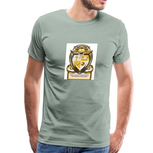 Seal Of The Prophetess - Men's Premium T-Shirt