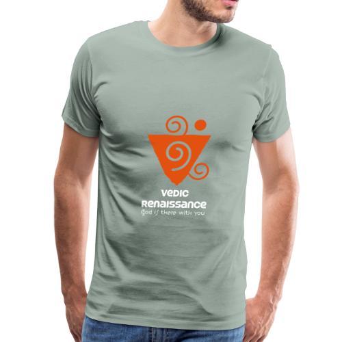 Vedic Renaissance - Men's Premium T-Shirt
