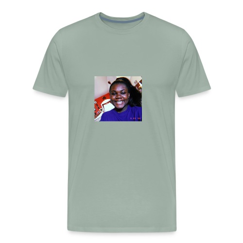 7132D214 2904 4DA4 87BD 183CA535E42C - Men's Premium T-Shirt
