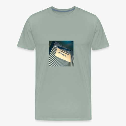 SpitFire - Released Cover - Men's Premium T-Shirt