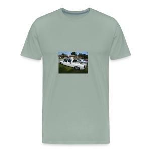 611E34BB 25FF 44B6 92B5 F98E134DE3D1 - Men's Premium T-Shirt
