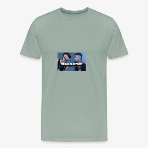 1475607142 6c4458de23d2a7788763e9d4d4b89455 - Men's Premium T-Shirt