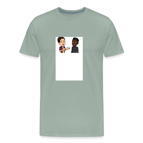 Brothers till the end - Men's Premium T-Shirt