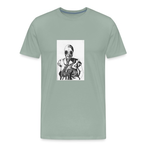 Tylers stay weird collection - Men's Premium T-Shirt