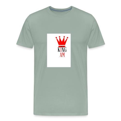king Iam - Men's Premium T-Shirt