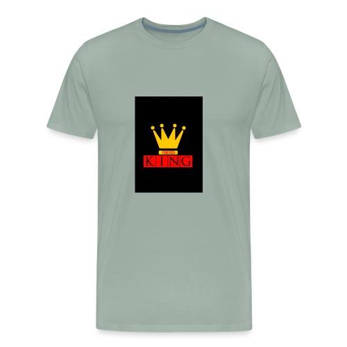 Forever king - Men's Premium T-Shirt