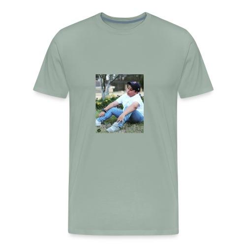 5C6D75E3 D49B 490F B622 CF34F795B82A - Men's Premium T-Shirt