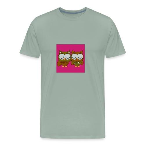 hoot hoot - Men's Premium T-Shirt