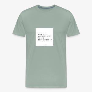 2914ECC1 A431 4D99 9D56 30CAD4DBC5AF - Men's Premium T-Shirt