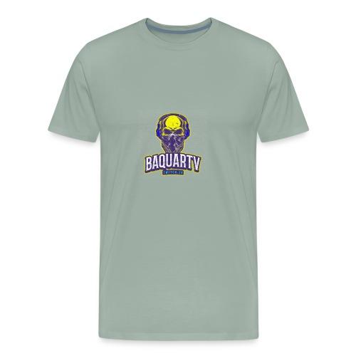 BaquarLogo - Men's Premium T-Shirt