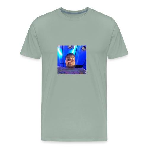 Games movie night - Men's Premium T-Shirt