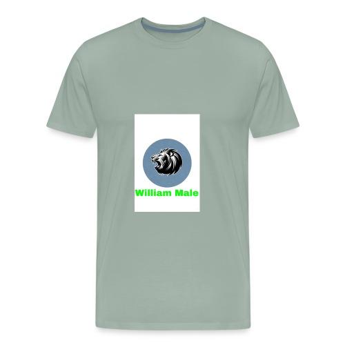William Male - Men's Premium T-Shirt